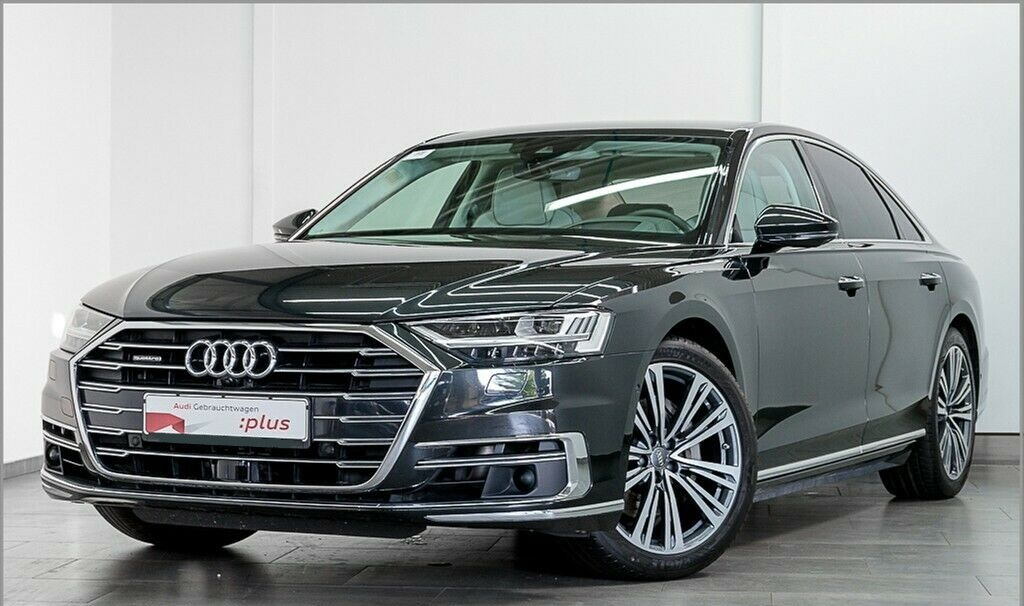 Audi A8 50 TDI quattro design selection